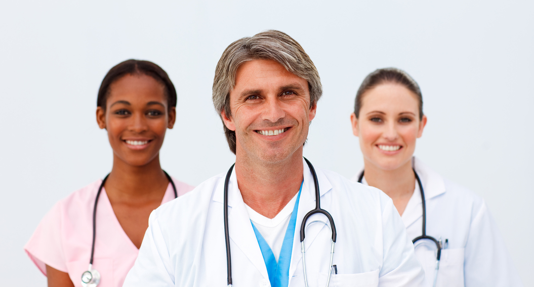 photodune-8091620-portrait-of-a-charismatic-medical-team-s
